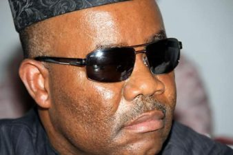 Akpabio: There's no alternative to Buhari