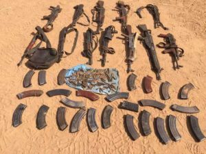 Sokoto Security: 27 bandits surrender 40 arms in LG
