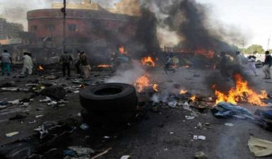 2 suicide bombers dead in failed attack on Maiduguri mosque