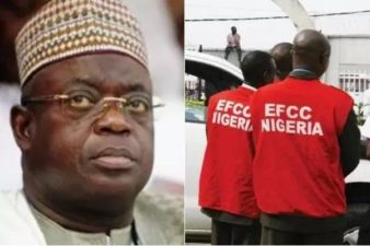 EFCC arraigns ex-Niger governor Babangida Aliyu Tuesday