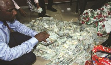 EFCC finds over N15bn in Ikoyi Lagos home