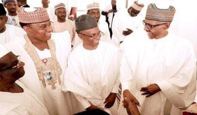 El-Rufai meets Buhari, says no one can stop him from visiting Aso Rock