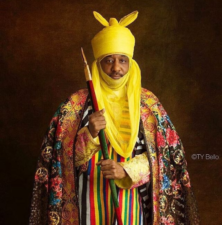 'Everything normal in the world is not normal in Nigeria' – Emir Sanusi