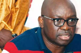 MURIC reports Fayose to CAN, NASS, Alaafin, Ooni, others as Ekiti governor surrounds mosques with bulldozers