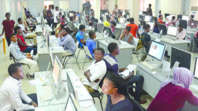 Relief as Dele Ologun Foundation gives free JAMB forms to Akure youths