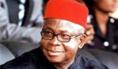 Elechi, former Ebonyi governor, joins APC