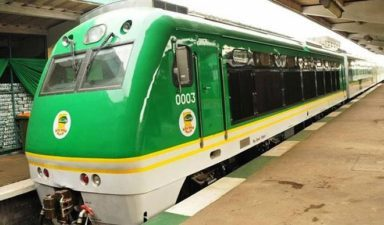 """Anger as NRC pulls down """"illegal"""" structures over Lagos-Ibadan fast train"""