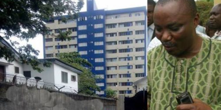 Assets Forfeiture: Presidential Panel seals Senator Nwaoboshi's properties in Delta, Lagos, Abuja