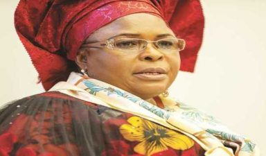 Court orders temporary forfeiture of Patience Jonathan's $5.8m