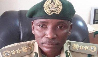 FG suspends 3 Prisons officers over Ngilari's release