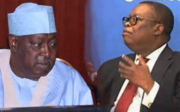 Suspension of SGF, DG NIA: MURIC queries CAN's complaints