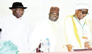 PDP crisis: Sheriff storms out of Jonathan's peace meeting