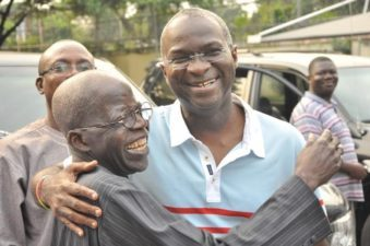 2019 fever in Lagos as Tinubu desperately recruits old friends