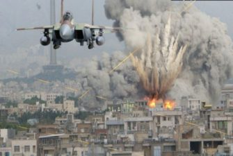 Trump launches military strike against Syria