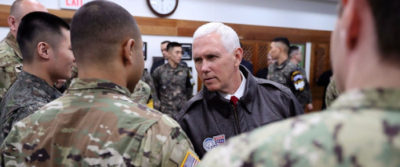 U.S. warns North Korea, may launch preemptive strike