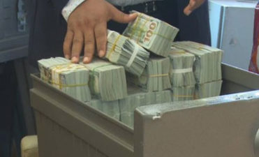 EFCC forfeits N15b recovered in Lagos apartment to FG