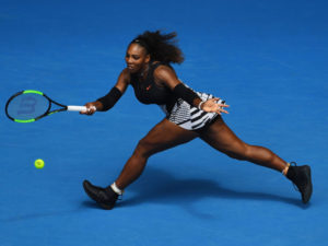 Serena Williams says she revealed her pregnancy by mistake