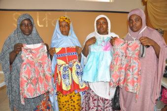 Aisha Buhari showers 2,200 Kano women with entrepreneurial skills, empowerments