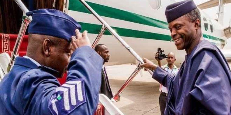 Osinbajo attends G7 summit in Italy