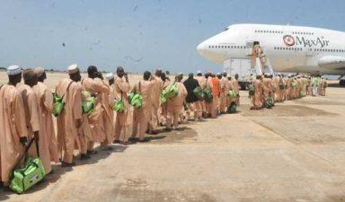 Nigeria announces fares for Hajj 2017