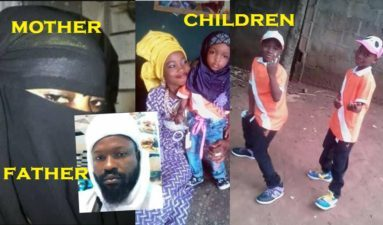 Day darkness beclouded the sky of Atiba, Ogun State community, as Islamic cleric, wife, 4 kids were bludgeoned to death