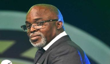 Pinnick named President of AFCON, Media Committee