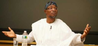 Cleric prays for Aregbesola at 60; urges him to remain focused