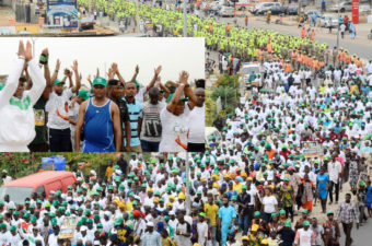 Our popularity, acceptance continue to soar in spite economic challenges, says Aregbesola