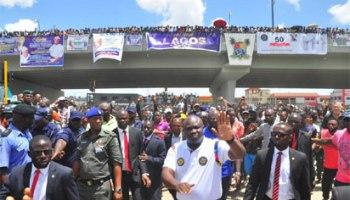 LASG to rehabilitate Awolowo Way Ikeja, others