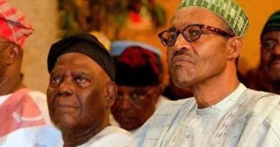 Bisi Akande urges Nigerians to pray for President Buhari's health