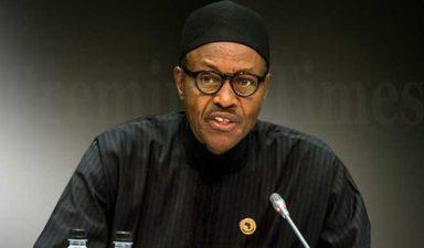 Those who want President Buhari dead