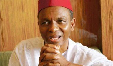 Demolition: APC chieftain sues el-Rufai for N500m damages