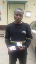 Lagos Task Force nabs fake Police Inspector