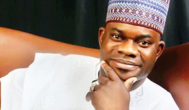 We have paid 95% of our workers' salaries, Kogi Governor says