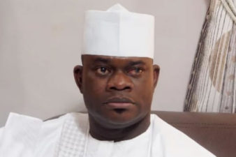 Why some Kogi workers have not been paid – Yahaya Bello