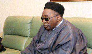 Anti-corruption: Maitama Sule tells Buhari not to give up