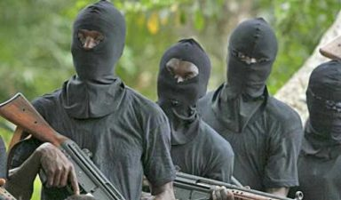 Militants attack FIRS team at Patience Jonathan's hotel
