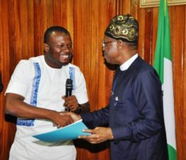 """FG, NANS to partner on """"Change Begins With Me"""" Campaign"""