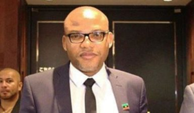 How Igbo king father of IPOB leader, Eze Kanu, backs son's Biafran agitation, asks FG to quash charges against him