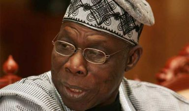 When grievances are not addressed, violence occurs, Obasanjo recalls how Boko Haram went violent