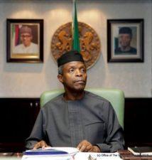Osinbajo delivers democracy day speech, says 'Nigeria belongs to all of us'