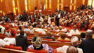 At Last! Senate succumbs to pressure, passes Buhari's anti-corruption Bill