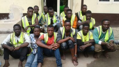 Mile 2: Lagos Task Force impounds 98 motorcycles, arraigns 14 operators in court