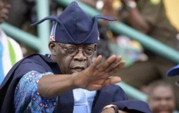 Focus on Buhari's honest leadership not his health, Tinubu warns scare mongers