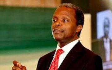 Acting President Osinbajo congratulates French President-elect