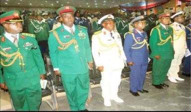 172 junior commanders graduate from AFSC