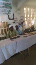Photo News: Ramadan Tafsir held at Akure Muslim Community Central Mosque, Thursday.