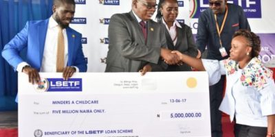 Employment Trust Fund: Ambode presents N924.7 million cheques to 1,438 Beneficiaries