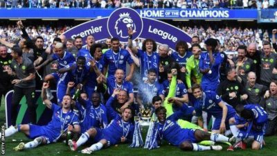 Chelsea face Burnley in Premier League Opener