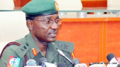 We're making progress in fight against Boko Haram – Defence Headquarters